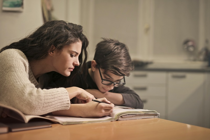 touch with your child's tutors