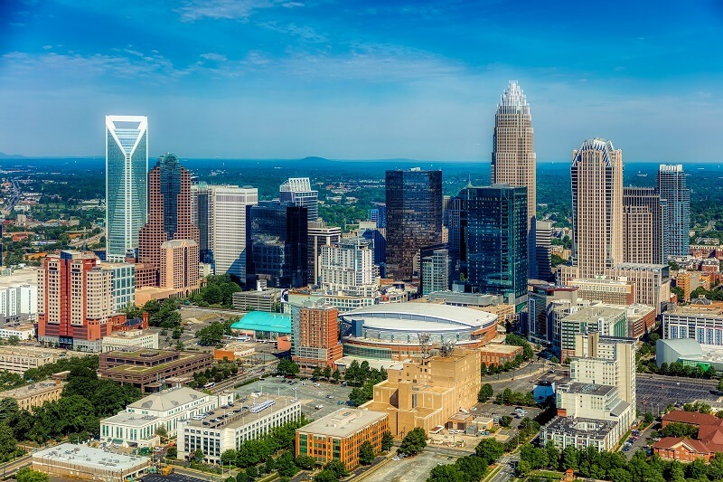 Charlotte-North-Carolina