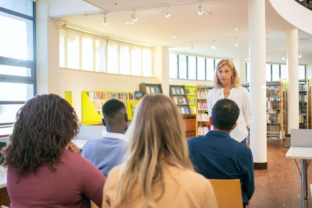 parents-teachers association meeting